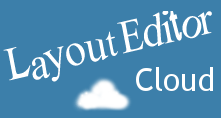 cloud servises of the LayoutEditor